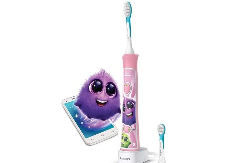 Чисти зъбки с Philips Sonicare For Kids